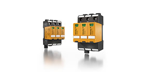 VARITECTOR PU PV - Surge protection with latest technology