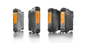 ACT20P limit monitoring relays for a wide range of applications