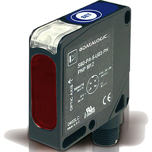 Datalogic S60 Compact Photoelectric Sensors Distributors