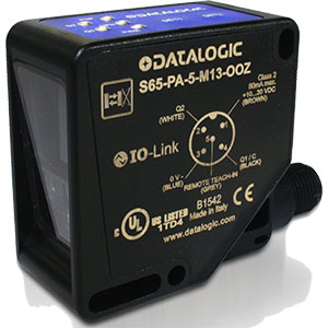 Datalogic S65-M Distance Photoelectric Sensors Distributors