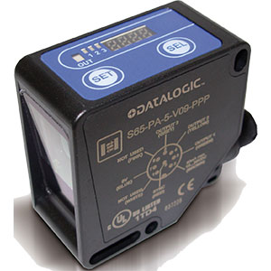 Datalogic S65-V Color Photoelectric Sensors Distributors