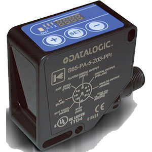 Datalogic S65-Z Area/Dimension Photoelectric Sensors Distributors