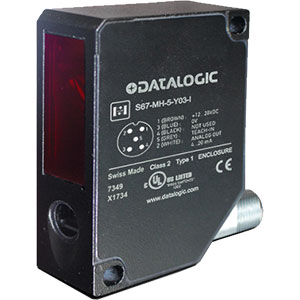 Datalogic S67 Distance Photoelectric Sensors Distributors