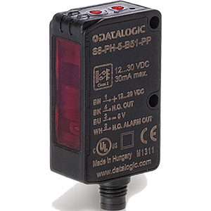 Datalogic S8 Series Compact Photoelectric Sensors Distributors