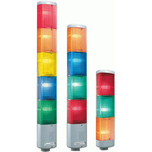 Edwards 102 Series Stacklights Distributors