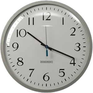 Edwards 1887 Series Analog Clock Distributors