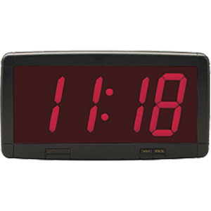 Edwards 1900MS12-24 LED Wall Clock Distributors