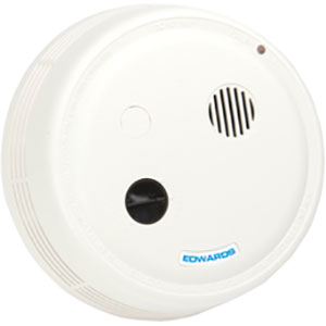 Edwards 517T Series Photoelectric Smoke Alarms Distributors