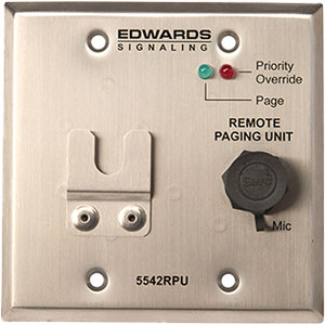 Edwards 5542 Series Electronic Signals Distributors