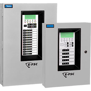 Edwards E-FSC Series Fire Alarm Panels Distributors