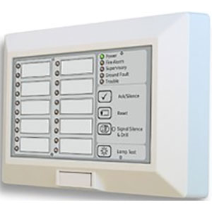 Edwards FSRA10(C) Remote Annunciators Distributors