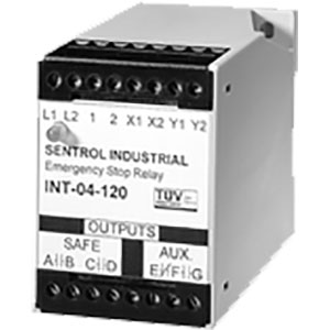 Edwards Signaling INT-04 Series Relays Distributors