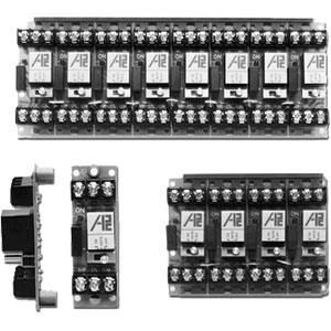 Edwards Manual Override Relays Distributors