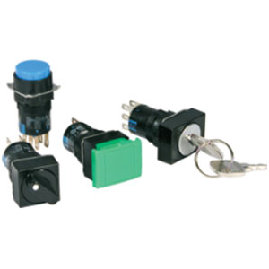 IDEC A6 Series 16mm Pushbuttons & Pilot Devices Distributors