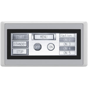 "IDEC Basic 4.6"" Series Operator Interfaces Distributors"