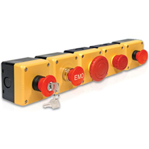 IDEC E-Stop Station Series Enclosures Distributors