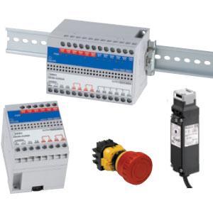 IDEC EB3N Series Discrete Input Barriers with Redundant Output Distributors