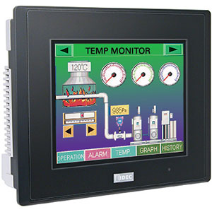 "IDEC Enhanced 5.7"" Series Operator Interfaces Distributors"