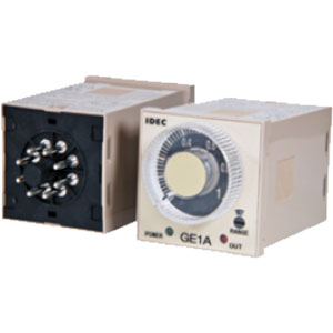 IDEC GE1A Series Single-Function Timers Distributors