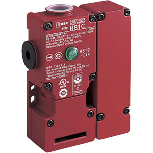 IDEC HS1C Full-Size with Locking Safety Interlock Switches Distributors