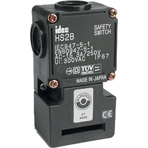 IDEC HS2B Full-Size Safety Interlock Switches Distributors