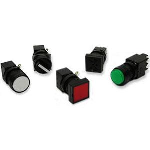 IDEC LW Series 22mm Industrial Pushbuttons Distributors