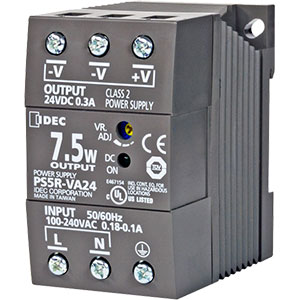 IDEC PS5R-V Series Power Supplies Distributors