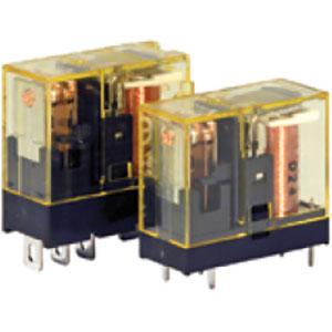 IDEC RJ Bifurcated Series General Purpose Relays Distributors