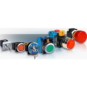 IDEC Switches & Pilot Devices Distributor