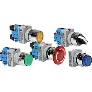 IDEC TW Series 22mm NEMA Style Switches Distributors