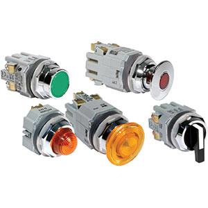 IDEC TWTD Series 30mm Pushbuttons Distributors