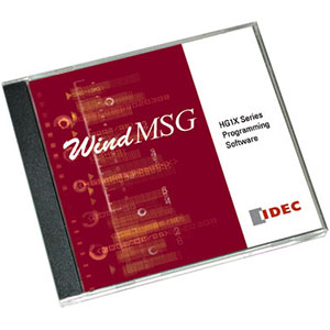 IDEC WindMSG Software for HG1X Series Operator Interfaces Distributors