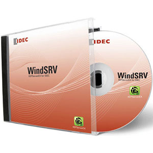 IDEC WindSRV Software Plug-and-Play OPC Server Distributors