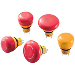 IDEC X6 Series 16mm Pushbuttons Distributors