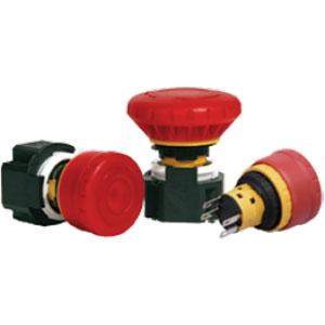 IDEC XA Series 16mm Emergency Stop Switches Distributors
