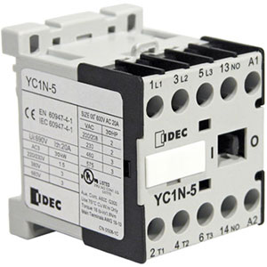 IDEC YC1N Mini Series IEC Contactors Distributors