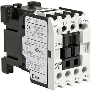 IDEC YC1U Series IEC Contactors Distributors