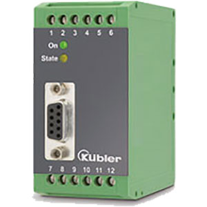 Kubler 1S-1A2RS Signal Converters Distributors