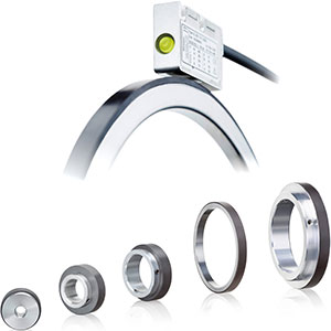 Kubler Bearingless Encoders Distributors