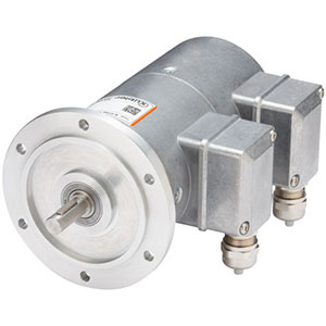 Kubler Sendix Heavy Duty H100 Double Encoder Incremental Rotary Encoders Distributors