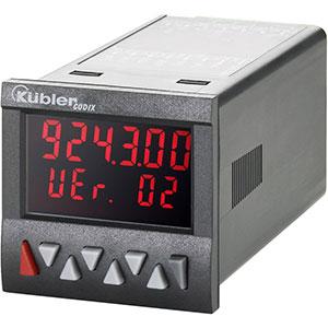 Kubler Tachometers with Limits Distributors