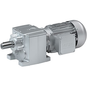 Lenze G500-H Helical Gearmotors Distributors