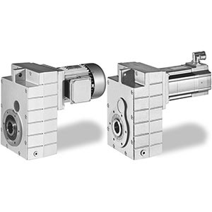 Lenze GFL Shaft-Mounted Helical Gearmotors Distributors