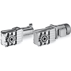 Lenze GKR Bevel Gearboxes Distributors