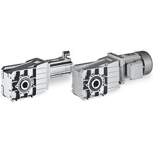 Lenze GKR Bevel Gearmotors Distributors