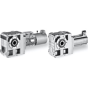 Lenze GSS Helical-Worm Gearmotors Distributors