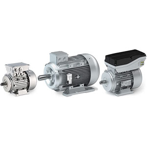 Lenze Mains-Operated 3-Phase AC Motors Distributors