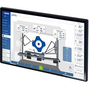 Lenze V200-P Monitors Distributors