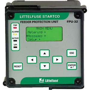 Littelfuse Feeder Protection Relays Distributors