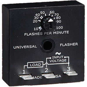 Littelfuse/SSAC Flashers & Tower Lighting Controls Distributors